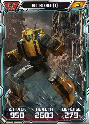 Bumblebee 1 Robot