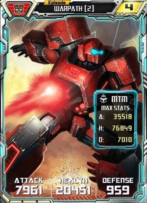 Warpath2RobotForm