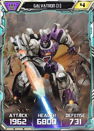 Galvatron (1) - Robot