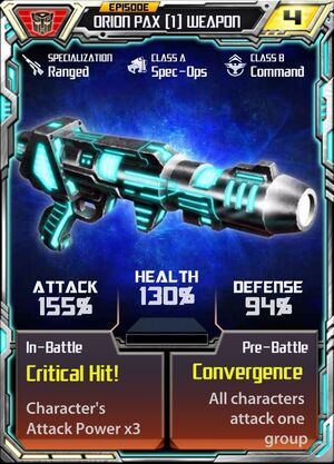 Orion Pax (1) Weapon