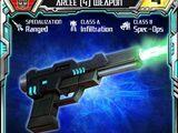 Arcee (4) Weapon