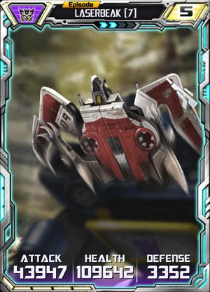 Laserbeak 7 E2