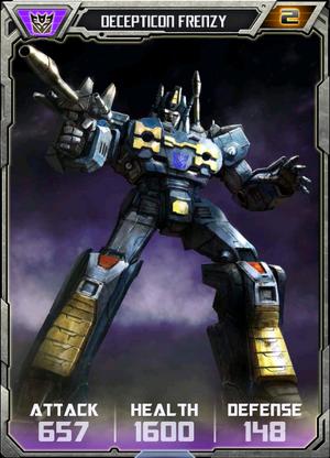 (Decepticons) Decepticon Frenzy - Robot (2)