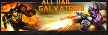 BoE All Hail Galvatron banner