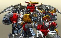 Image by 10657004 - Hasbro - Dinobots