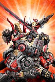Prime Dinobots Image