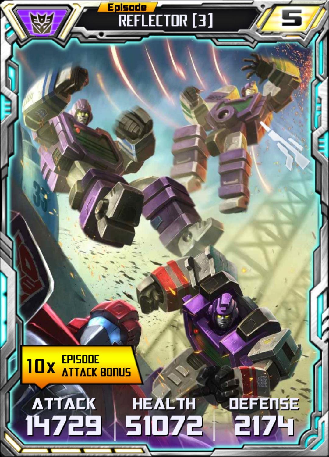 Reflector (3)   Transformers Legends Wiki   FANDOM powered