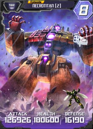 Necrotitan 2 Robot