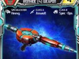 Ironhide (4) Weapon