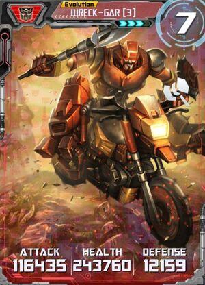 Wreck-Gar 3 E3