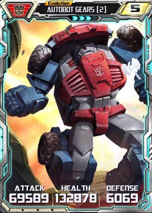 Autobot Gears 2 E3