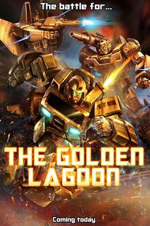 The Golden Lagoon