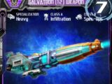 Galvatron (12) Weapon