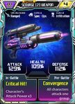 Scourge (2) Weapon