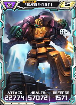 Stranglehold 1 Robot