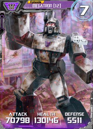Megatron 12 Robot
