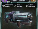 Missile Launcher II/Decepticon