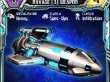 Ravage (3) Weapon