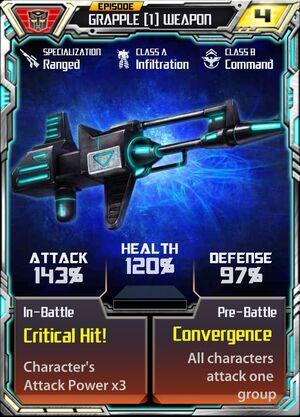 Grabble (1) Weapon