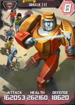 Wheelie 3 Robot
