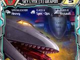 Sky Lynx (3) Weapon