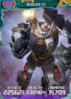 Deadlock 1 Robot