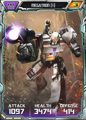 Megatron (1) - Robot