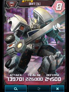Drift 6 Robot