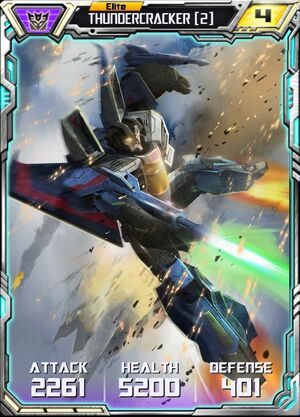 Thundercracker (2) - Robot