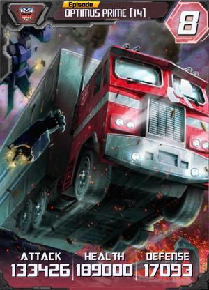 Optimus Prime 14 Alt