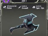 Axe I/Decepticon