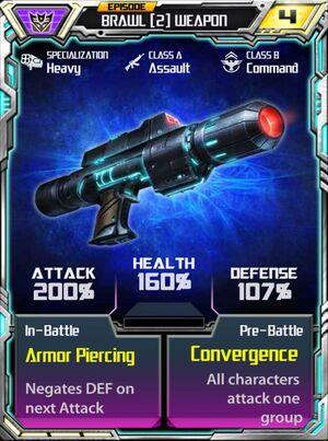 Brawl 2 Weapon