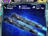 Ramjet (3) Weapon