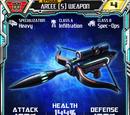 Arcee (5) Weapon
