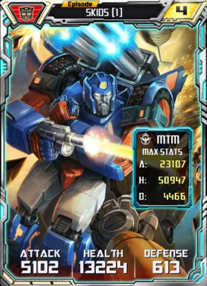 Skids1RobotForm
