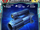Windcharger (3) Weapon