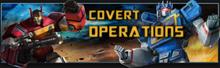 BoE-Covert Operations banner