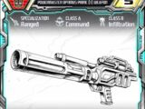 Powermaster Optimus Prime (1) Weapon/Signature Series