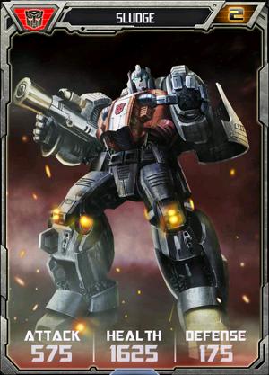 (Autobots) Sludge - Robot (2)