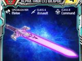 Alpha Trion (1) Weapon