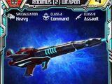 Rodimus (2) Weapon