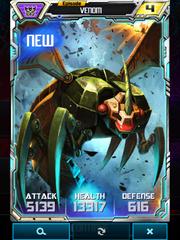 Venom 1 Alt - Base Stats