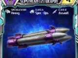 Slipstream (2) Weapon