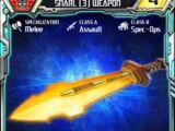 Snarl (3) Weapon