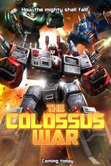 The Colossus War