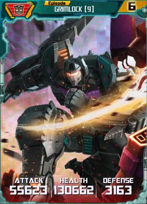 Grimlock 9 Robot