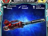 Warpath (1) Weapon