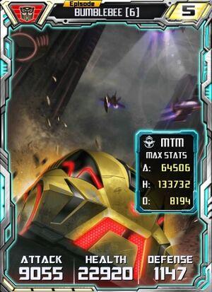 Bumblebee 6 Alt