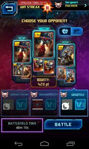 Screenshot by 11165765 - Double Reward Cards - Ironhide 4