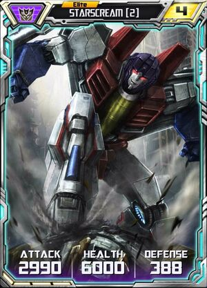 Starscream (2) - Robot